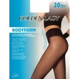 Golden Lady, Body form